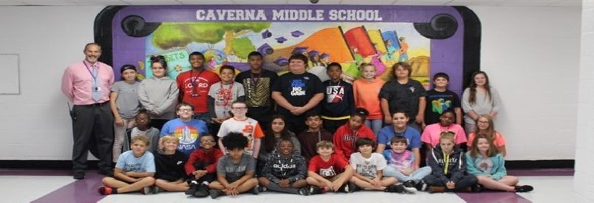 Caverna Middle School 6th Grade Perfect Attendance