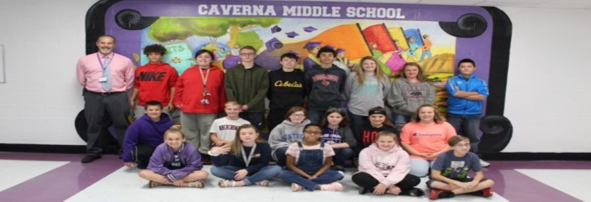 Caverna Middle School 8th Grade Perfect Attendance