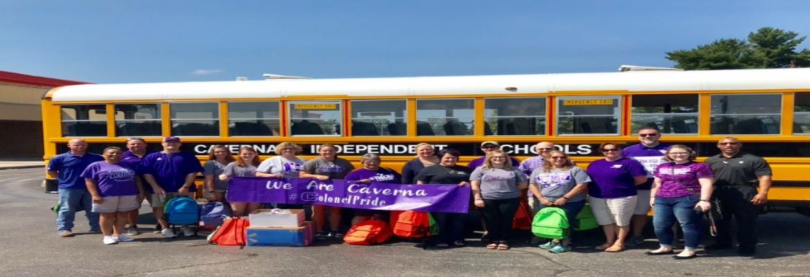 Caverna High School - Welcoming Students back to School